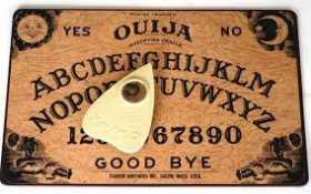 Spirit Boards (Ouija and others)