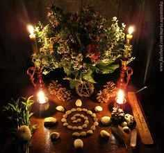Altars - A ritual in the making