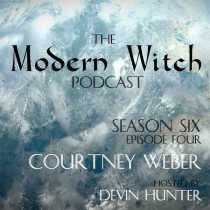 Modern Witch interview with Courtney Weber