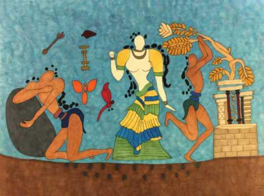 Modern Minoan Paganism: Orthopraxy, not Orthodoxy