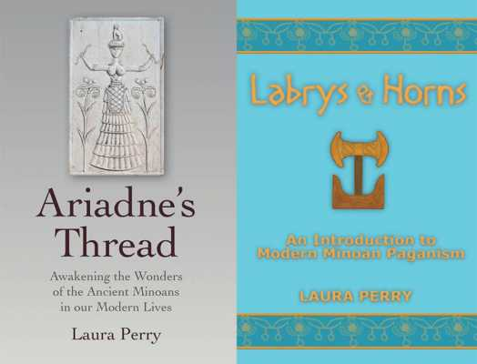 The Story Behind Ariadne's Thread and Labrys & Horns