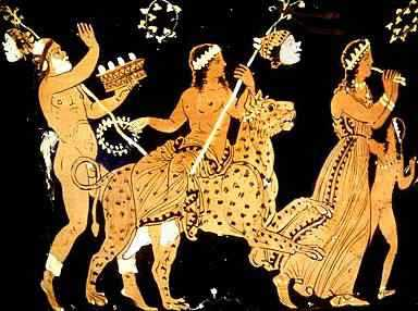Meet the Minoans: Dionysos