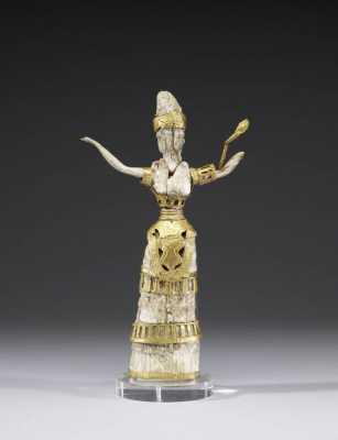 Faking History: Minoan Spirituality on the Line