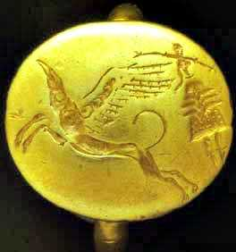 The Minoan Menagerie Part 4: Mythical Animals