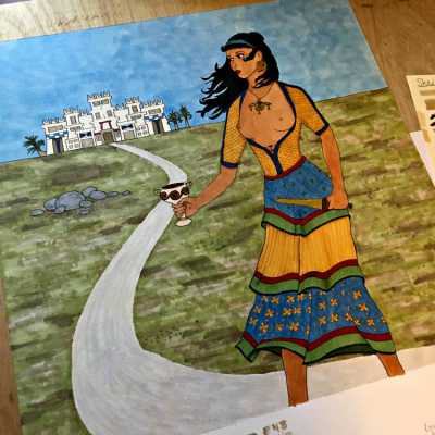 Minoan Historical Fiction for Storytime