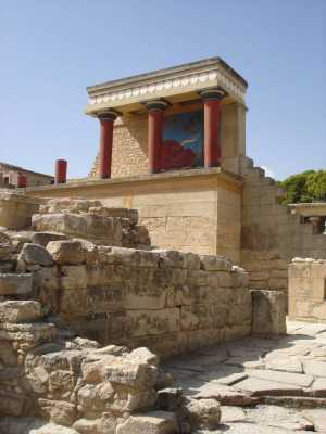 A Bit of a Rant: The Minoans weren't Greek!