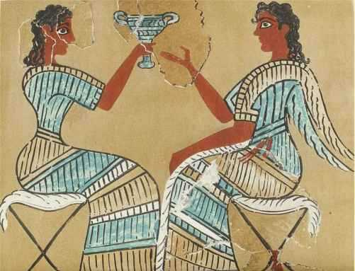 Equality for Minoan Men!