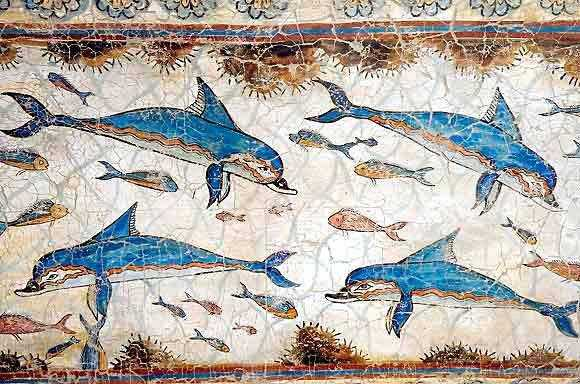 Posidajea: The Minoans' Grandmother Ocean