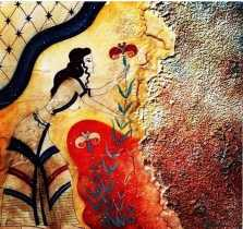 Modern Inspiration = Minoan Confusion