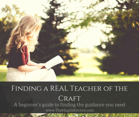 Finding a REAL Teacher of the Craft