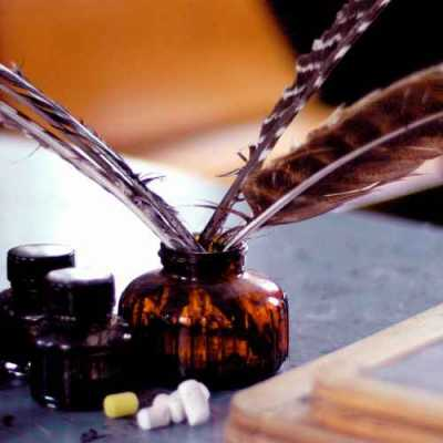 Power Ink Recipe and Full Moon Spell Work