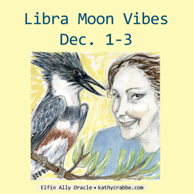 Light a Candle for Luck: Moon in Libra - Dec. 1-3