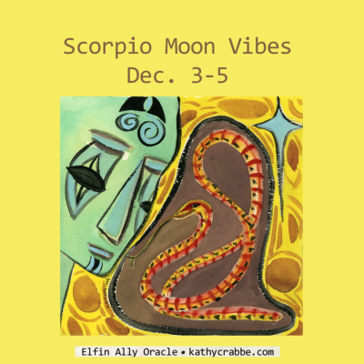 3rd Eye Transformation: Expect Results! Moon in Scorpio Dec. 3-5