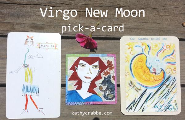 Virgo New Moon: Forging Forward with Freedom & Hope