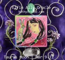 Jack Rabbit Oracle: Romance is in the Air (Taurus Moon)