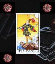Tarot in the Time of Coronavirus - The Fool